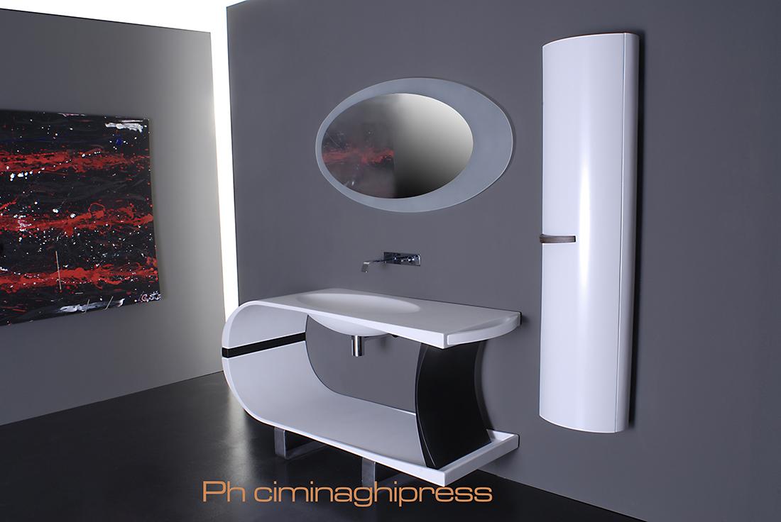 Ciminaghipress still life bagni design italia