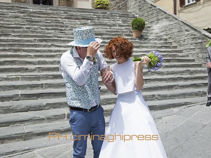 Location wedding Cortona
